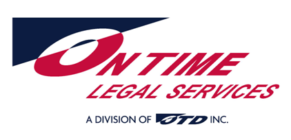 On Time Legal Logo